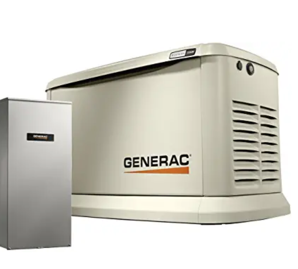 generator with white background
