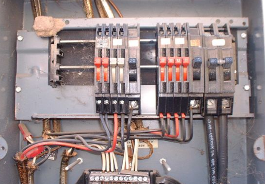 zinsco electrical panel
