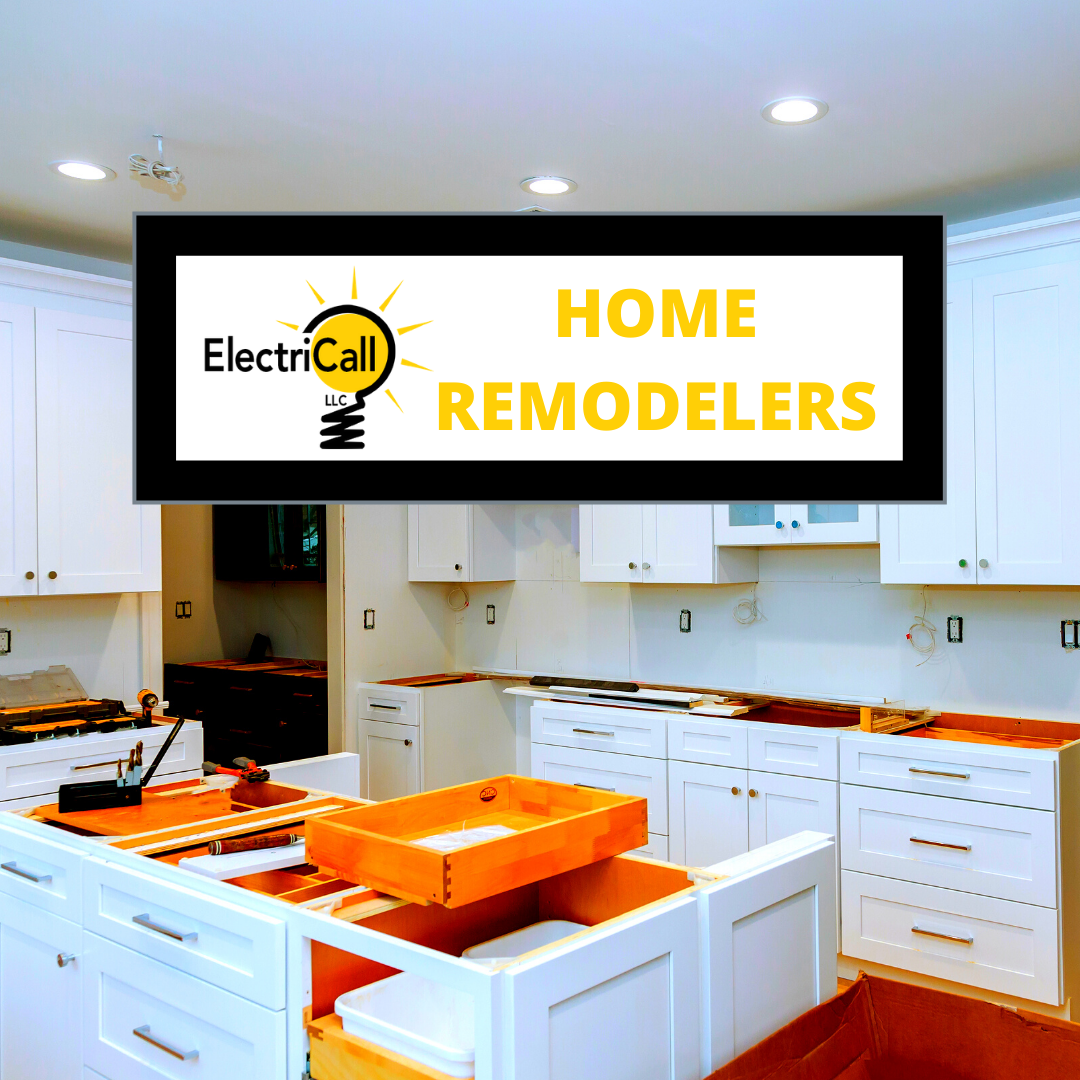 home remodeling electrician Archives - Electricall