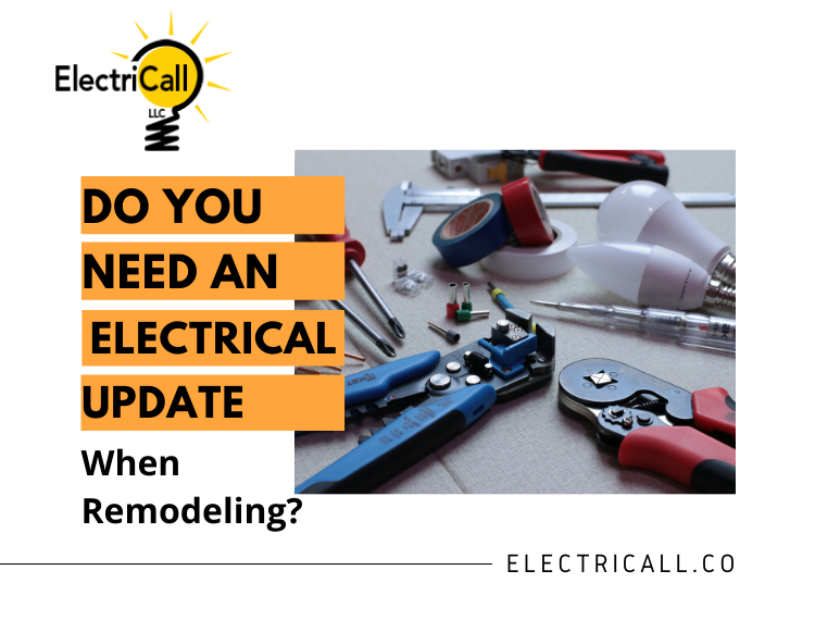 Electrical Update When Remodeling