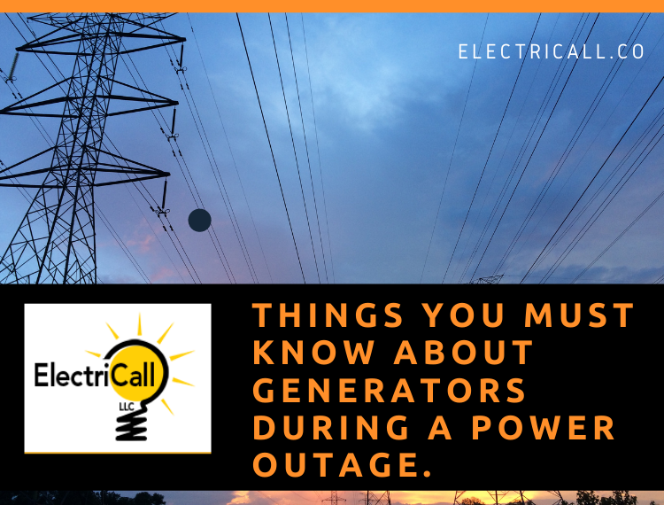 generator for power outage